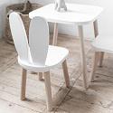 Kindertafel en stoeltjes