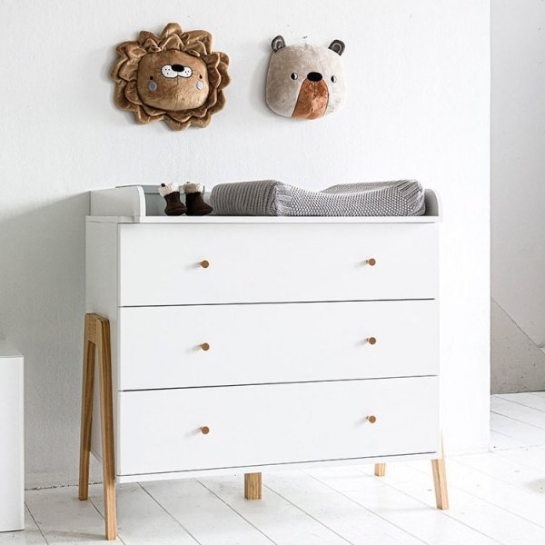 Commode Brise   wit