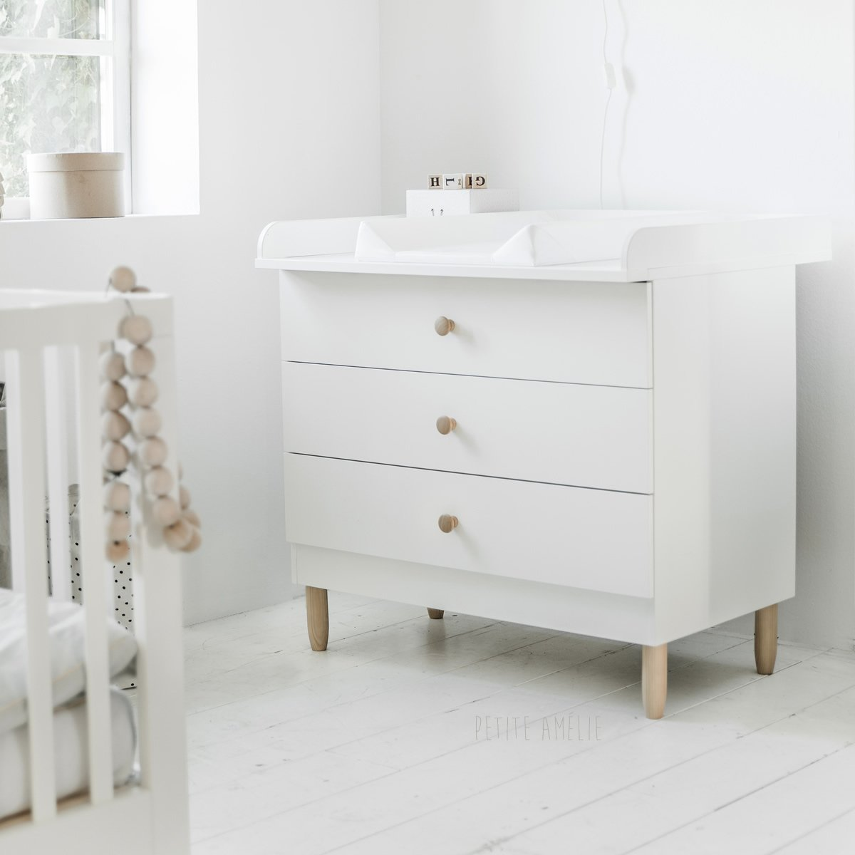 commode baby wit bocca by petite am lie. Black Bedroom Furniture Sets. Home Design Ideas