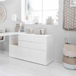 Dressoir / commode laag voor kinderkamer | «JUNIOR»