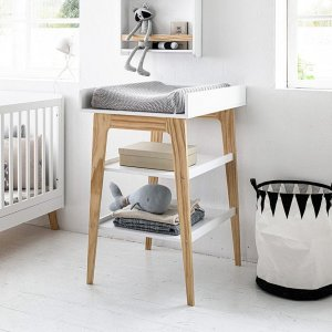 Commode/Verzorgingstafel voor kinderkamer - Wit