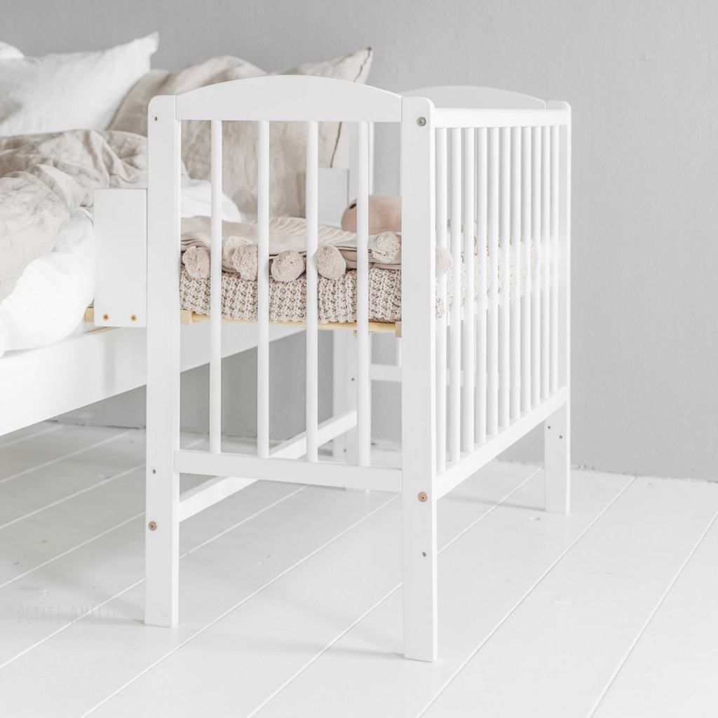 Babydeken voor co-sleeper