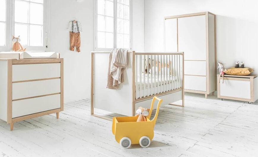 Preview van de nieuwe babykamer collectie