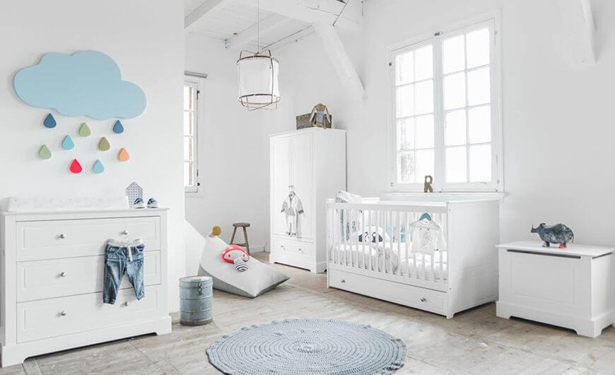 En nog een sneak preview van de nieuwe babykamer collectie