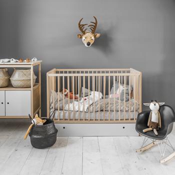 Bekijk de Vintage babykamerset