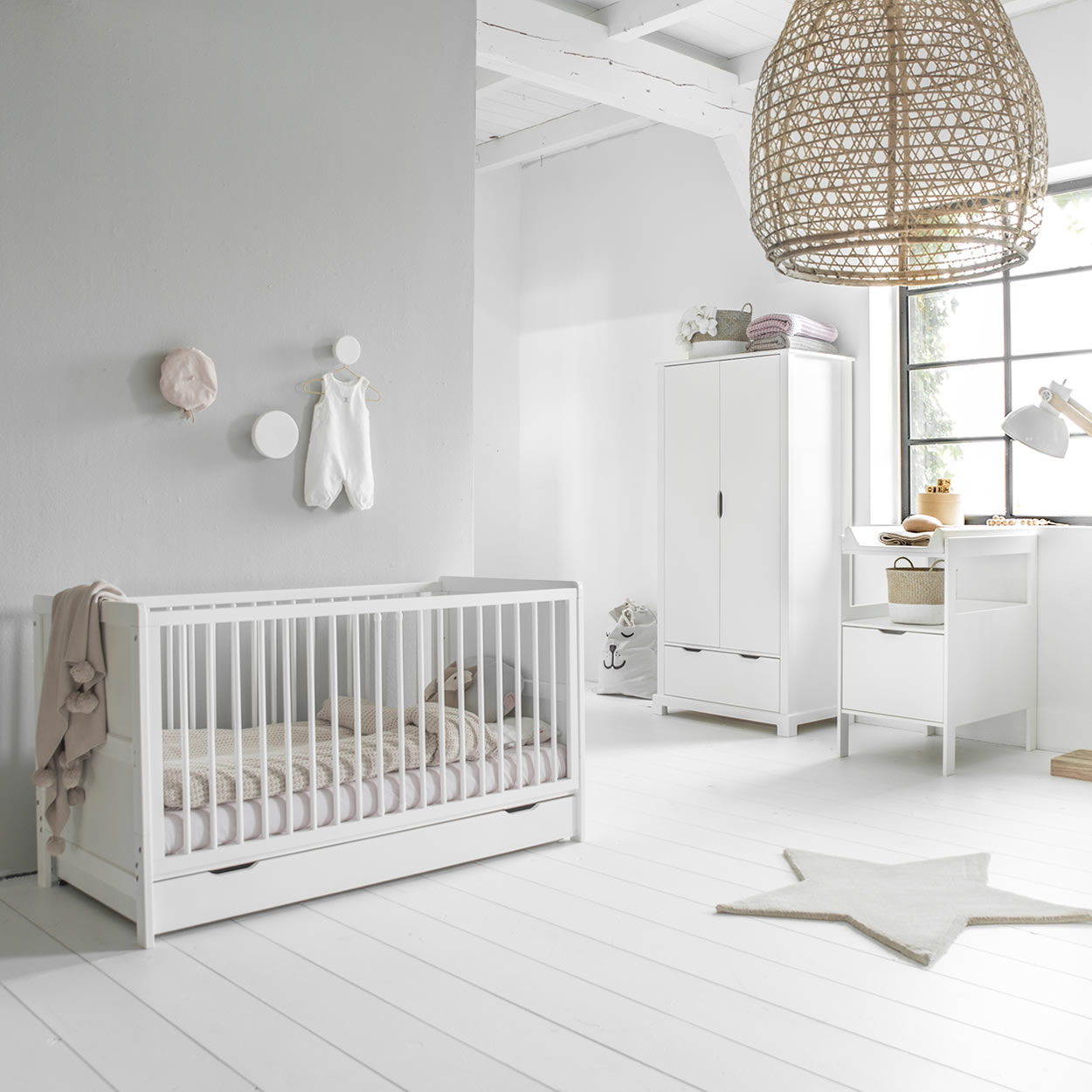 Babykamer vintage Petite Amelie
