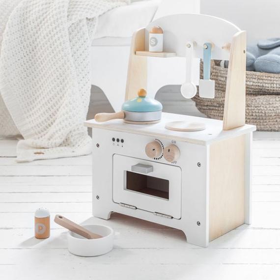 wooden toy kitchen mini