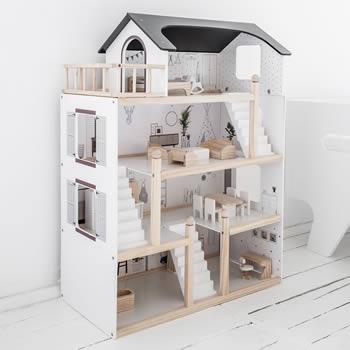 Houten speelgoed van Petite Amélie | Kinderkamer styling
