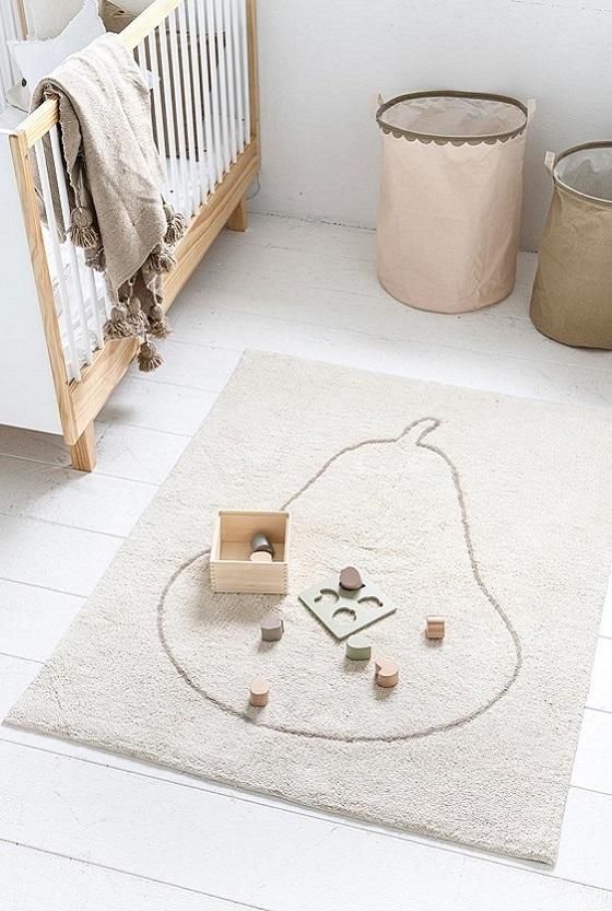 Bekijk vloerkleden babykamer
