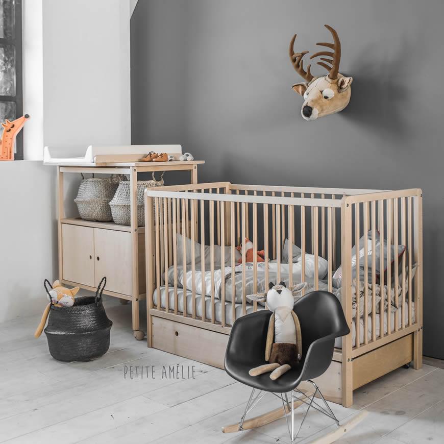 blog - combineer en varieer met babykamer vintage, Deco ideeën